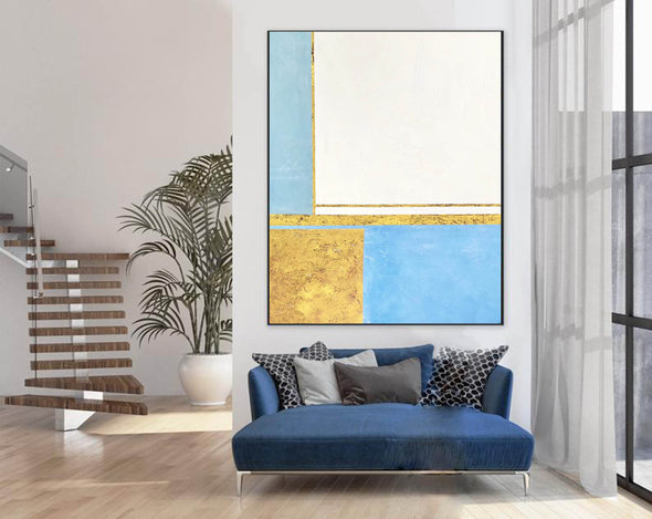 Extra Large Wall Art Textured Painting Original Painting F393-5