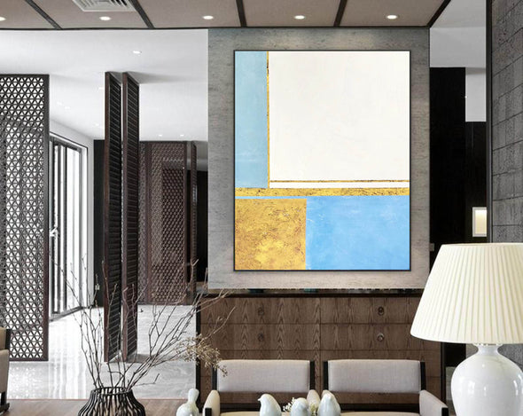 Extra Large Wall Art Textured Painting Original Painting F393-2