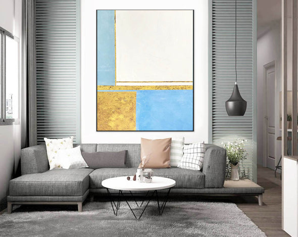 Extra Large Wall Art Textured Painting Original Painting F393-6