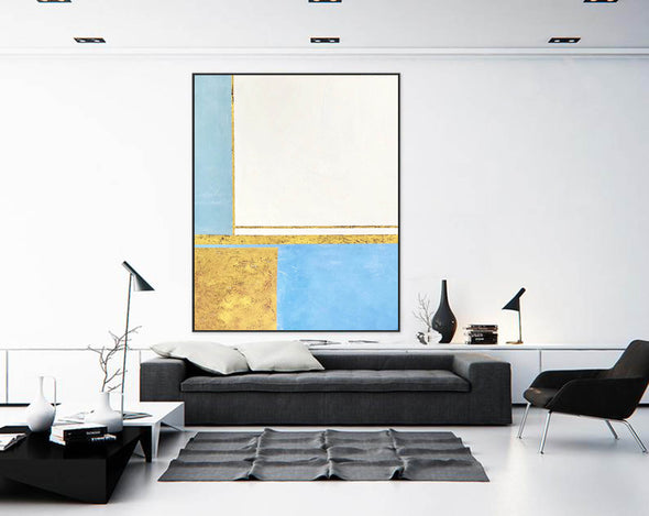 Extra Large Wall Art Textured Painting Original Painting F393-9