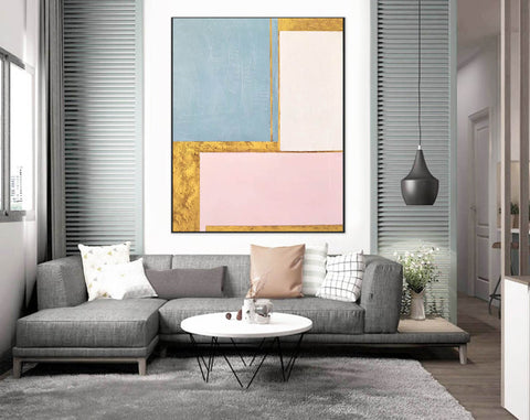 Painting on Canvas Modern Wall Decor Contemporary Art | Abstract Painting F394-6