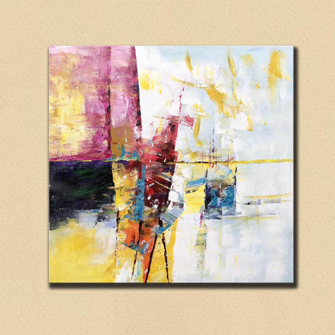 Extra Large Wall Art Textured Painting Original Painting | Abstract Painting F395-5