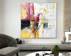 Extra Large Wall Art Textured Painting Original Painting | Abstract Painting F395-8