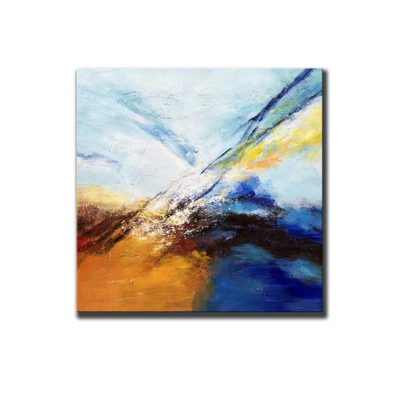 Abstract painting | Large oil painting F396-4