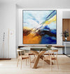 Abstract painting | Large oil painting F396-1