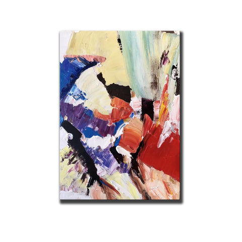 Image of Large Painting on Canvas | Extra Large Painting on Canvas F397-4