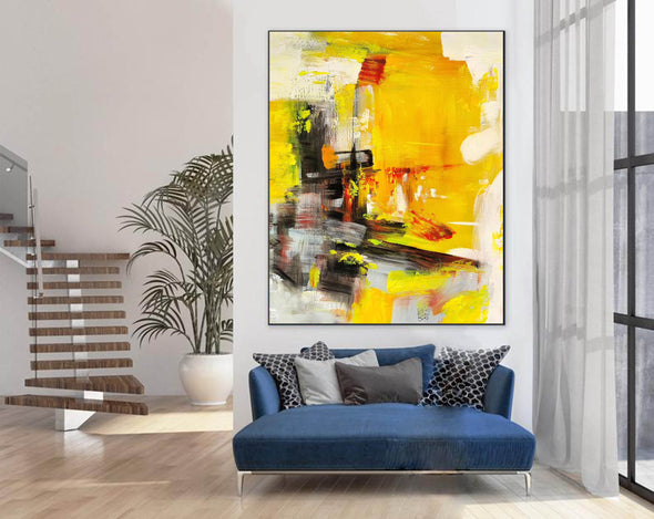 Extra Large Wall Art | Oil Painting F400-5