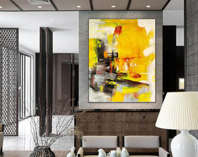 Extra Large Wall Art | Oil Painting F400-2