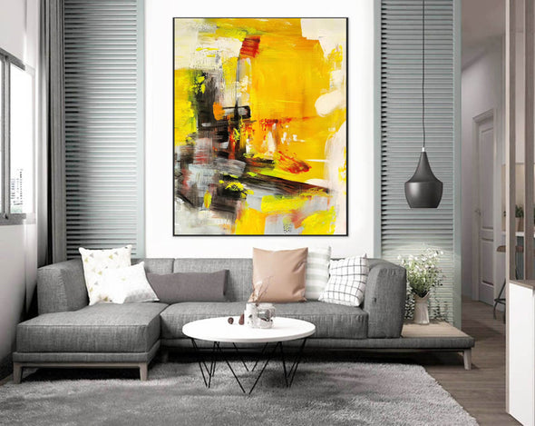 Extra Large Wall Art | Oil Painting F400-1