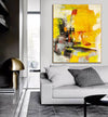Extra Large Wall Art | Oil Painting F400-6
