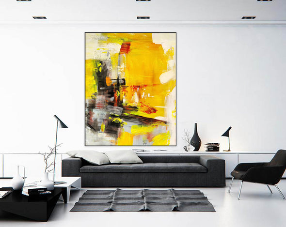 Extra Large Wall Art | Oil Painting F400-8