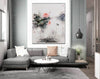 Extra large wall art | Large abstract painting F288-8
