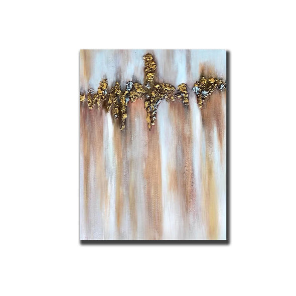 Abstract Painting | Original Large Acrylic Canvas Wall Art F403-4