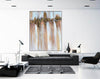 Abstract Painting | Original Large Acrylic Canvas Wall Art F403-8
