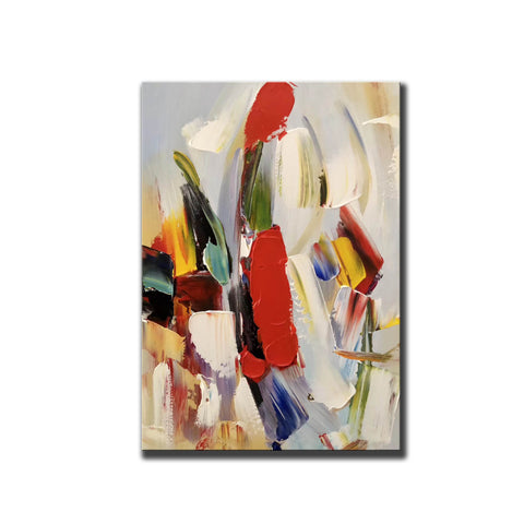 Abstract painting | Large oil painting F405-3