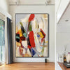 Abstract painting | Large oil painting F405-6