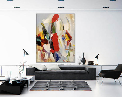 Abstract painting | Large oil painting F405-9