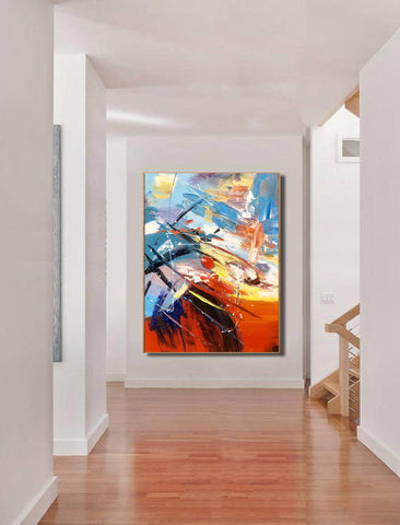 Oversized art | Original art work F408-5