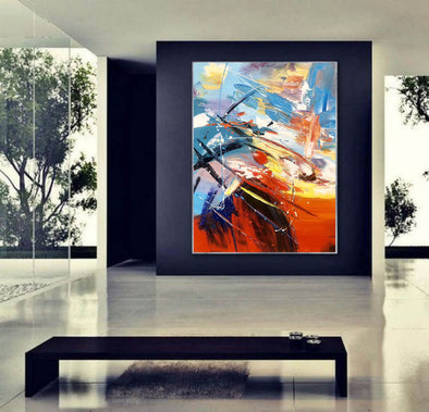 Oversized art | Original art work F408-2