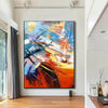 Oversized art | Original art work F408-6