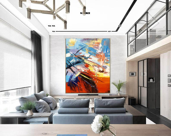 Oversized art | Original art work F408-8