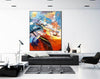 Oversized art | Original art work F408-9