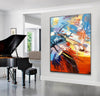 Oversized art | Original art work F408-1