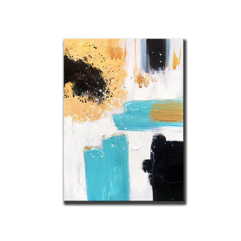 Extra Large Wall Art | Original Painting F409-3