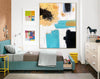 Extra Large Wall Art | Original Painting F409-7