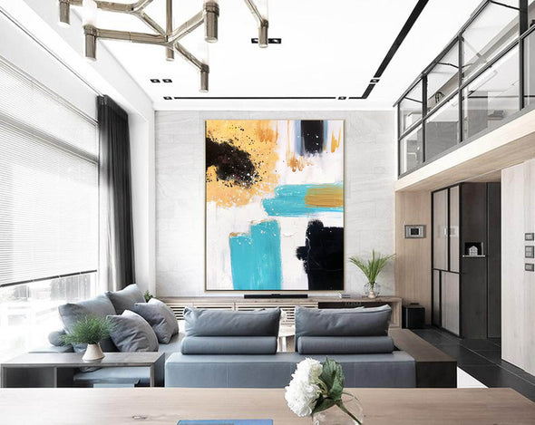 Extra Large Wall Art | Original Painting F409-1
