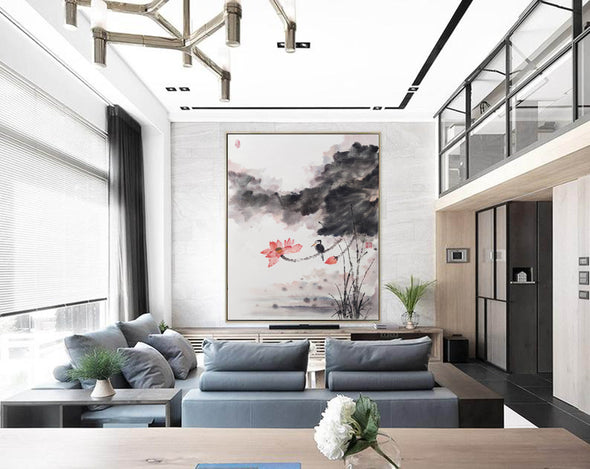 Extra Large Wall Art Textured Painting Original Painting | Abstract Painting F289-7