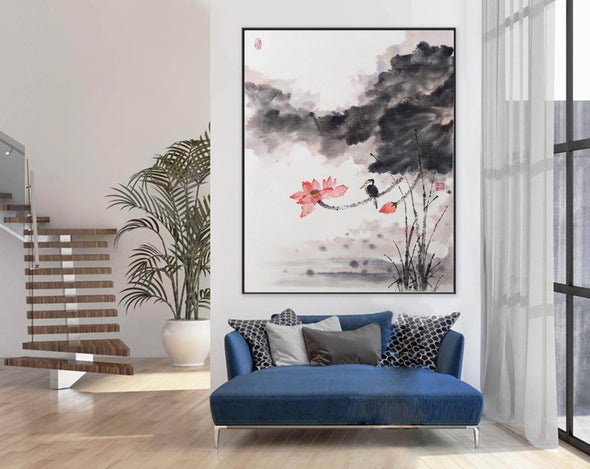 Extra Large Wall Art Textured Painting Original Painting | Abstract Painting F289-1