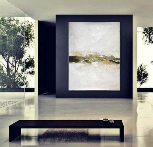 Hand-painted Large Wall Art Decor | Extra Large Oil painting F415-2