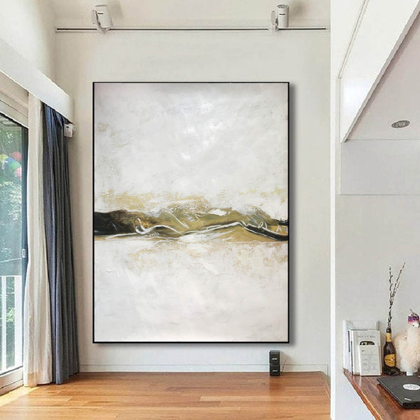 Hand-painted Large Wall Art Decor | Extra Large Oil painting F415-6
