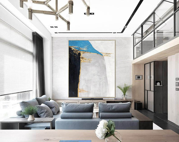 Large Canvas Art | Large Painting on Canvas F416-8