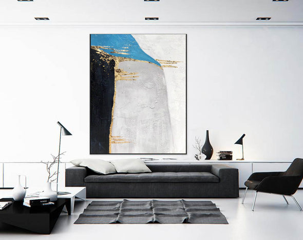 Large Canvas Art | Large Painting on Canvas F416-9