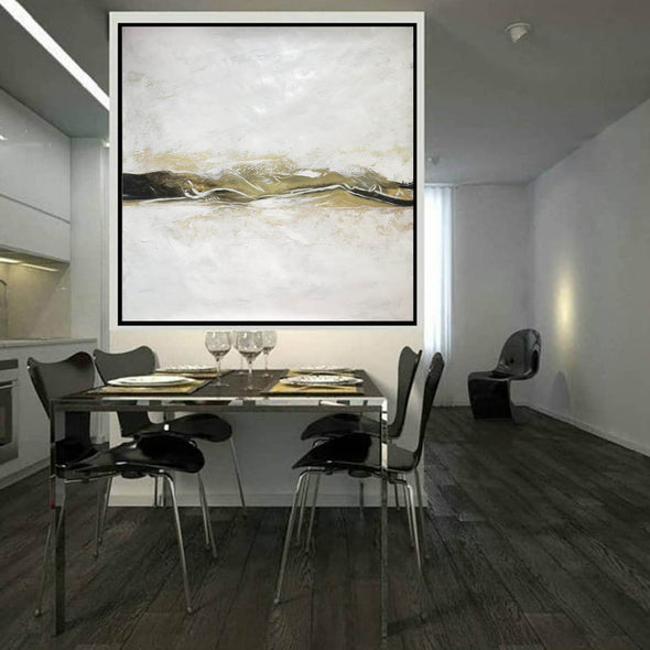 Large Original Abstract Oil Painting | Contemporary Art F417-9