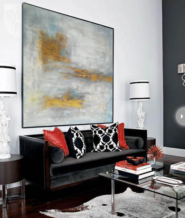 Great abstract paintings | Abstract art acrylic paint F195-1
