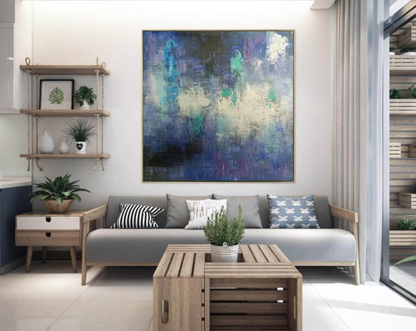 Modern oil paintings | Modern abstract painting F422-2