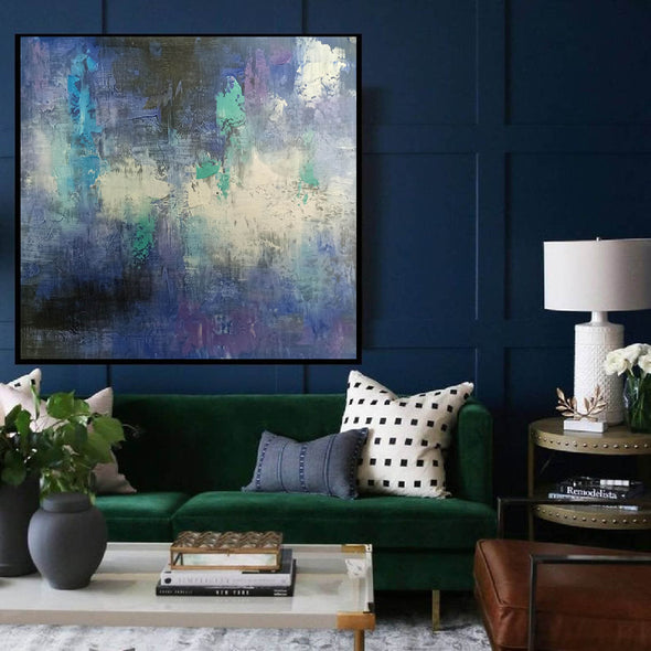 Modern oil paintings | Modern abstract painting F422-1