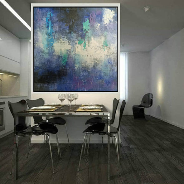 Modern oil paintings | Modern abstract painting F422-3