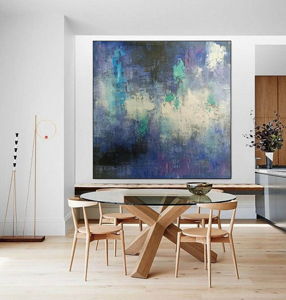 Modern oil paintings | Modern abstract painting F422-6