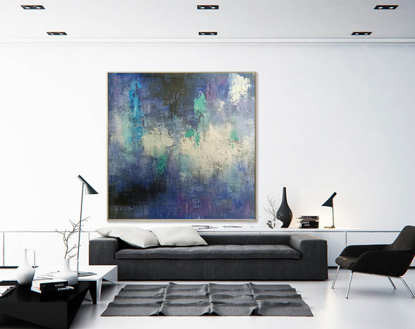 Modern oil paintings | Modern abstract painting F422-8