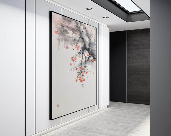 Modern abstract painting| Abstract wall art F292-8