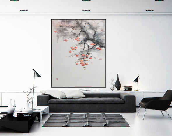 Modern abstract painting| Abstract wall art F292-9