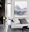 Large abstract canvas art, Contemporary art paintings F217-8