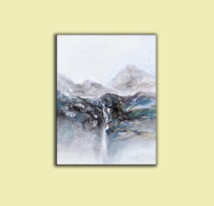 Inexpensive large canvas wall art, Abstract canvas painting F218-3
