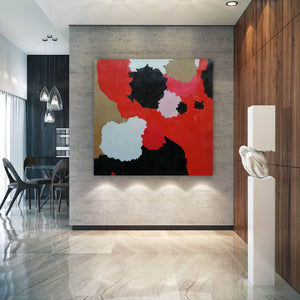 Large abstract painting | Modern contemporary art F256-5