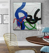 Contemporary art paintings | Modern canvas painting F258-4
