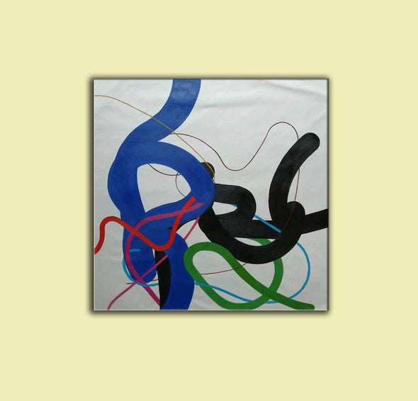 Contemporary art paintings | Modern canvas painting F258-8